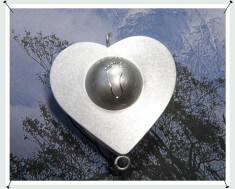 As sieraad zilveren hanger